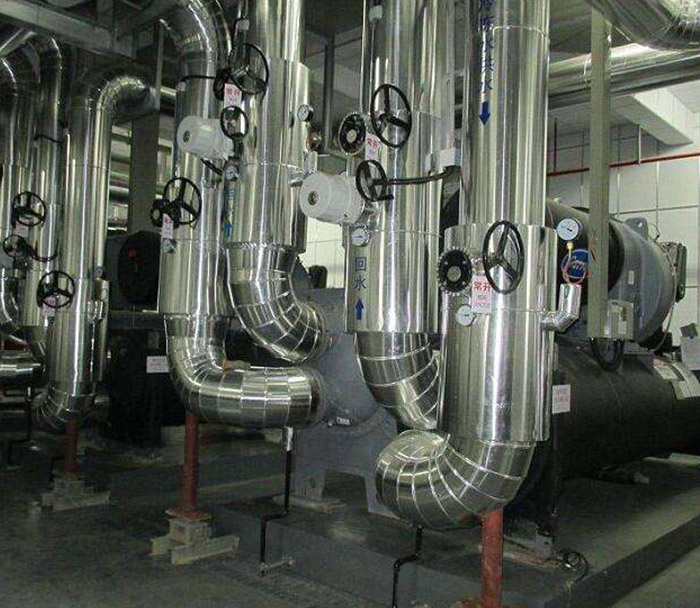 电子工业保温