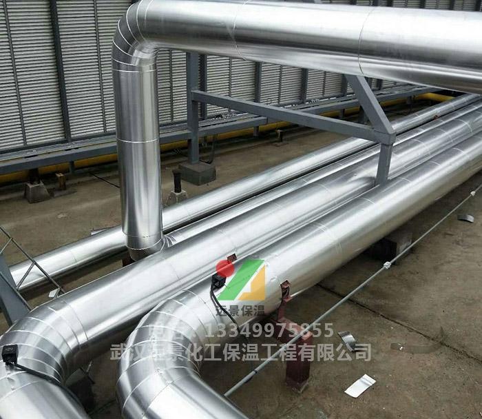 铁皮保温施工-消防管道保温