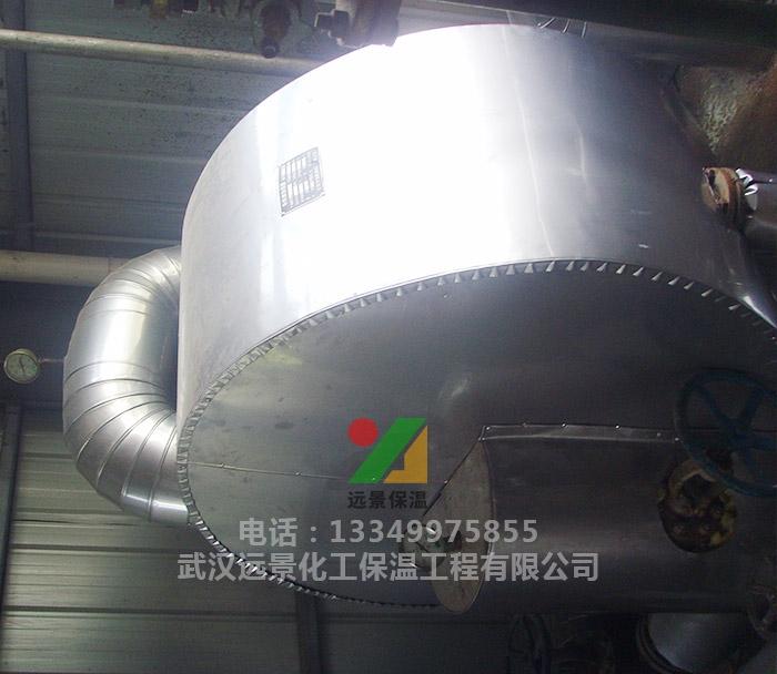 油脂设备保温