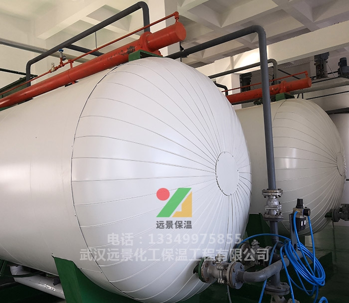 炼油设备保温