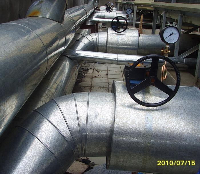 供暖管道保温